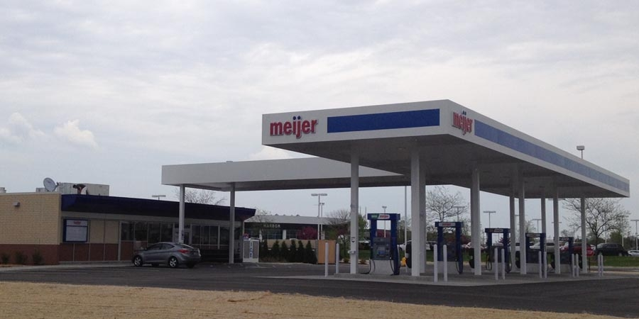 Meijers Gas Station